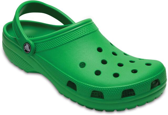 Crocs Classic Sandaler, grass green